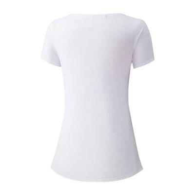 Mizuno Tee Kadın T-Shirt Beyaz