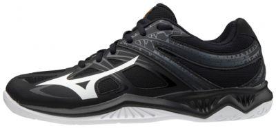 Thunder Blade 2 Unisex Voleybol Ayakkabısı Siyah