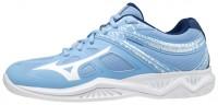 Thunder Blade 2 Unisex Voleybol Ayakkabısı Mavi - Thumbnail