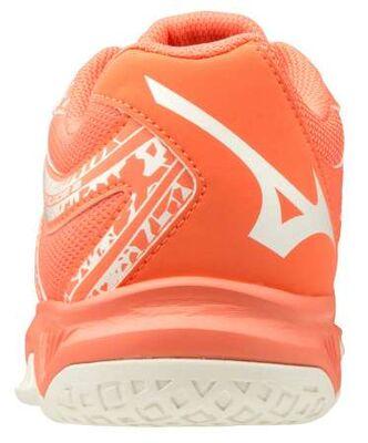 Mizuno Thunder Blade 2 Unisex Voleybol Ayakkabısı Turuncu
