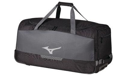 Mizuno Trolley Bag Çanta Siyah/Gri