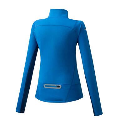 Mizuno Warmalite Hz Kadın Sweat Mavi