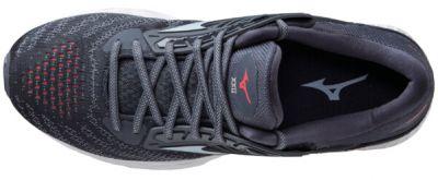 Mizuno Wave Creation 22 Erkek Koşu Ayakkabısı Gri