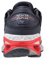Mizuno Wave Creation 22 Erkek Koşu Ayakkabısı Gri - Thumbnail