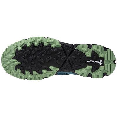 Mizuno Wave Daichi 5 Gtx Erkek Koşu Ayakkabısı Mavi/Siyah