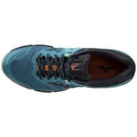 Mizuno Wave Daichi 5 Gtx Erkek Koşu Ayakkabısı Mavi/Siyah - Thumbnail