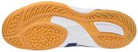Mizuno Wave Drive 8 Unisex Masa Tenisi Ayakkabısı Beyaz / Mavi - Thumbnail