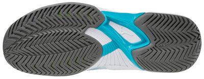 Mizuno Wave Exceed Tour 4 AC Unisex Tenis Ayakkabısı Mavi / Beyaz
