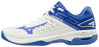 Wave Exceed Tour 4 AC Unisex Tenis Ayakkabısı Beyaz / Mavi - Thumbnail