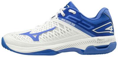Wave Exceed Tour 4 AC Unisex Tenis Ayakkabısı Beyaz / Mavi