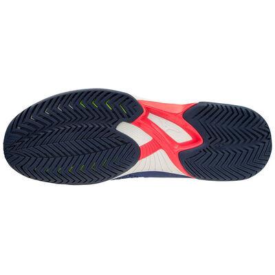 Mizuno Wave Exceed Tour 4 AC Unisex Tenis Ayakkabısı Lacivert