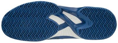 Mizuno Wave Exceed Tour 4 CC Unisex Tenis Ayakkabısı Lacivert / Beyaz