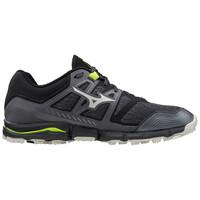 Wave Hayate 6 Erkek Koşu Ayakkabısı Siyah/Gri - Thumbnail
