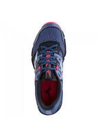 Mizuno Wave Hayate 6 Unisex Koşu Ayakkabısı Mavi/Siyah - Thumbnail