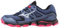 Wave Hayate 6 Unisex Koşu Ayakkabısı Mavi/Siyah - Thumbnail