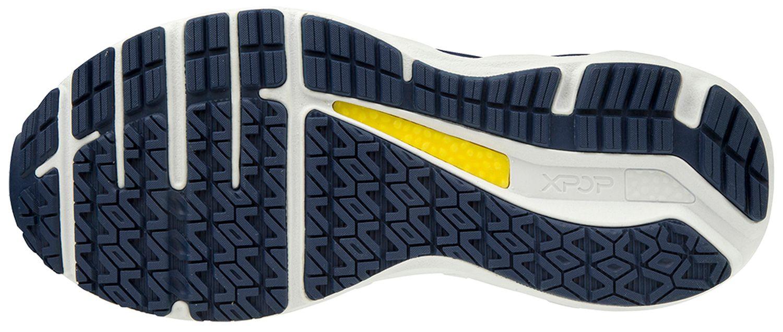 Mizuno Wave Horizon 4 Erkek Koşu Ayakkabısı Mavi - Thumbnail