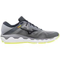 Mizuno Wave Horizon 4 Erkek Koşu Ayakkabısı Gri - Thumbnail