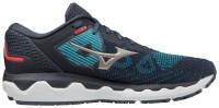 Wave Horizon 5 Erkek Koşu Ayakkabısı Lacivert/Mavi - Thumbnail