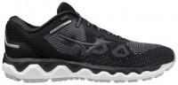 Mizuno Wave Horizon 5 Erkek Koşu Ayakkabısı Siyah - Thumbnail