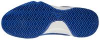 Mizuno Wave Impulse CC Unisex Tenis Ayakkabısı Mavi - Thumbnail