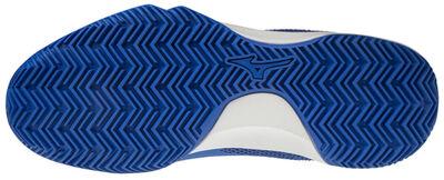 Mizuno Wave Impulse CC Unisex Tenis Ayakkabısı Mavi