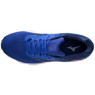 Mizuno Wave Inspire 16 Erkek Koşu Ayakkabısı Lacivert/Mavi