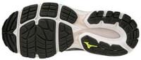 Mizuno Wave Inspire 16 Kadın Koşu Ayakkabısı Gri/Siyah - Thumbnail