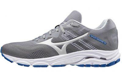 Mizuno Wave Inspire 16 Erkek Koşu Ayakkabısı Gri