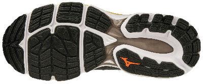 Mizuno Wave Inspire 16 Erkek Koşu Ayakkabısı Siyah
