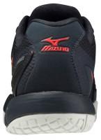 Wave Intense Tour 5 AC Erkek Tenis Ayakkabısı Siyah - Thumbnail