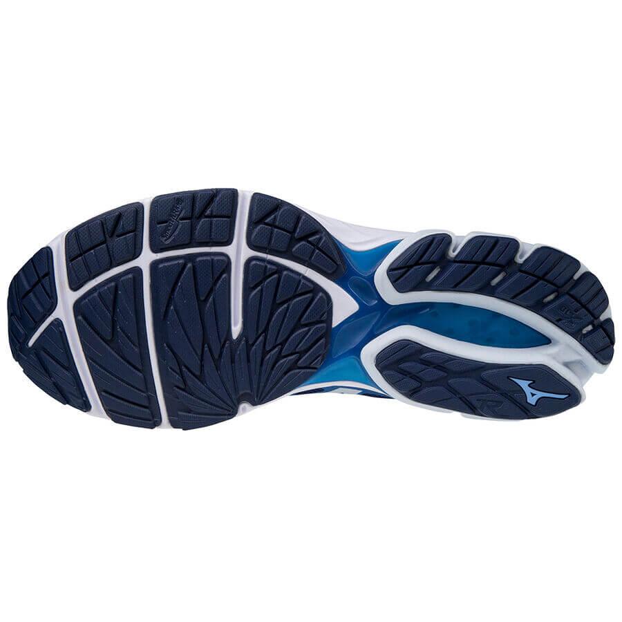 Mizuno Wave Kizuna 2 Erkek Koşu Ayakkabısı Mavi