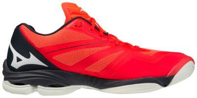 Mizuno Wave Lightning Z6 Unisex Voleybol Ayakkabısı Kırmızı
