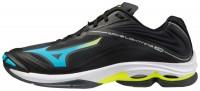 Wave Lightning Z6 Unisex Voleybol Ayakkabısı Siyah - Thumbnail