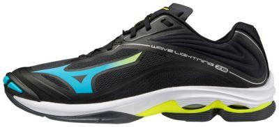 Wave Lightning Z6 Unisex Voleybol Ayakkabısı Siyah