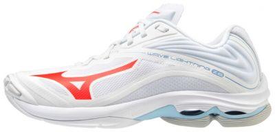Mizuno Wave Lightning Z6 Kadın Voleybol Ayakkabısı Beyaz