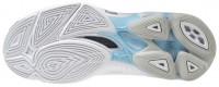 Mizuno Wave Lightning Z6 Kadın Voleybol Ayakkabısı Beyaz - Thumbnail