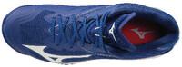 Mizuno Wave Lightning Z6 MID Unisex Voleybol Ayakkabısı Lacivert - Thumbnail