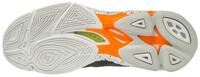 Wave Lightning Z6 Unisex Voleybol Ayakkabısı Siyah / Turuncu - Thumbnail