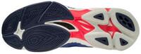Mizuno Wave Lightning Z6 Unisex Voleybol Ayakkabısı Lacivert - Thumbnail
