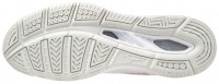 Mizuno Wave Luminous Unisex Voleybol Ayakkabısı Beyaz - Thumbnail