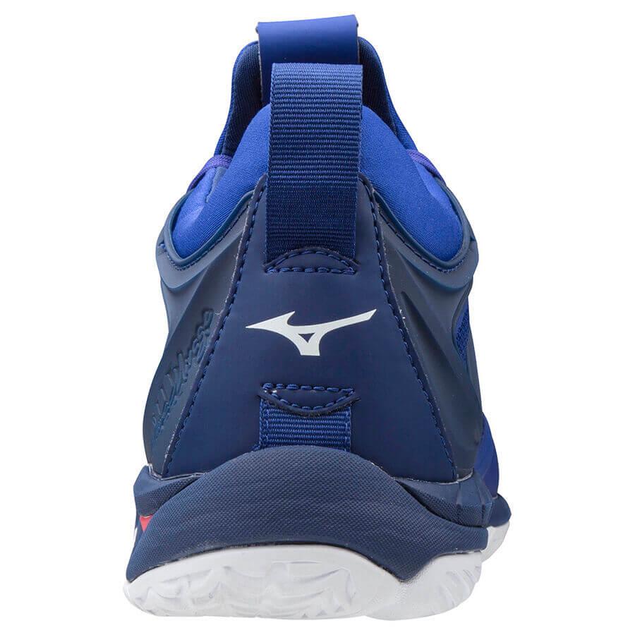 Wave Mirage 3 Unisex Hentbol Ayakkabısı Mavi