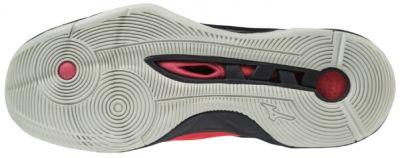 Wave Momentum 2 Unisex Voleybol Ayakkabısı Kırmızı/Siyah