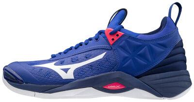 Wave Momentum Unisex Voleybol Ayakkabısı Mavi