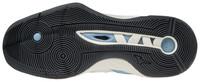 Mizuno Wave Momentum Unisex Voleybol Ayakkabısı Beyaz/Mavi - Thumbnail