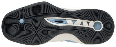 Mizuno Wave Momentum Unisex Voleybol Ayakkabısı Beyaz/Mavi