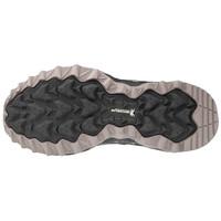 Mizuno Wave Mujin 6 Kadın Koşu Ayakkabısı Gri/Koyu Gri - Thumbnail