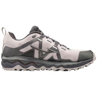 Wave Mujin 6 Kadın Koşu Ayakkabısı Gri/Koyu Gri