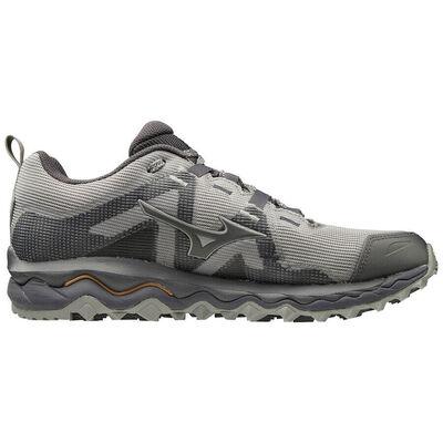 Mizuno Wave Mujin 6 Erkek Koşu Ayakkabısı Gri/Koyu Gri