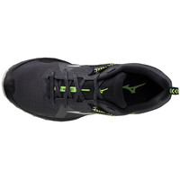 Mizuno Wave Mujin 7 Erkek Koşu Ayakkabısı Siyah - Thumbnail