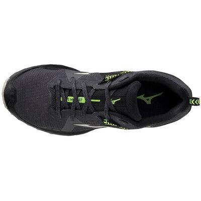 Wave Mujin 7 Erkek Koşu Ayakkabısı Siyah